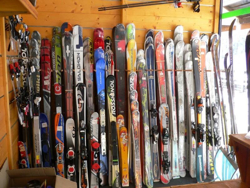 Comment louer du mat riel de ski moins cher sur for Louer du materiel de bricolage