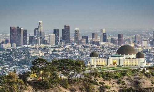 Séjour à Los Angeles