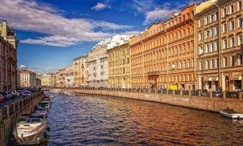 Découvrir Saint Pétersbourg