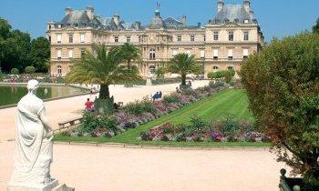 Paris : Le jardin du Luxembourg