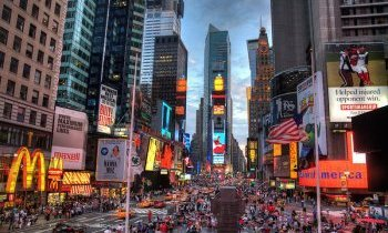 New York : Times Square