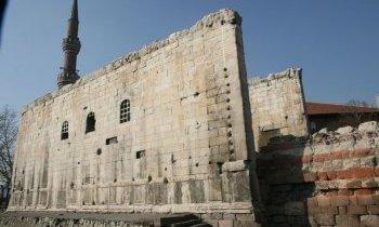 Ankara : temple d'Auguste