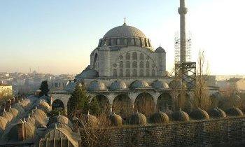Istanbul : Mosquée Mihrimah