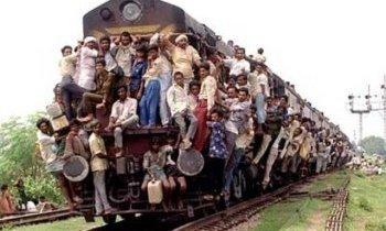 Prendre le train en Inde
