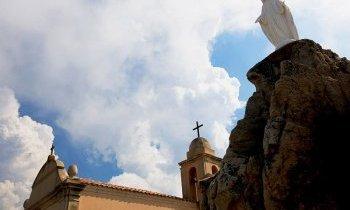 Corse : Notre-Dame de la Serra
