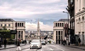 Les déplacements durant son séjour en Belgique