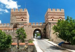 Istanbul : Les murailles de Constantinople