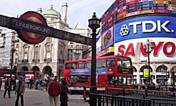 Week-end à Londres