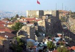 Ankara : la citadelle