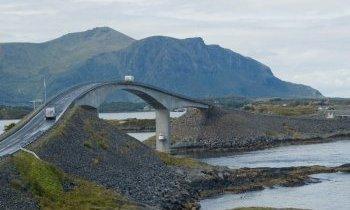 Norvège, éloge de la beauté routière