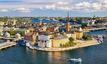 Stockholm - Helsinki - Tallin