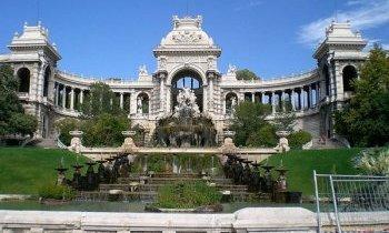 Marseille : Palais Longchamp