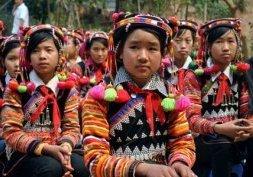 Les ethnies au Vietnam