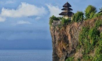 Bali : Le Temple d'Uluwatu