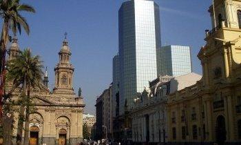 Chili, la région centrale