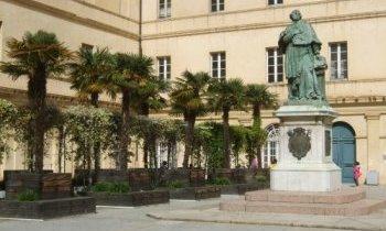 Corse : le palais fesch à Ajaccio