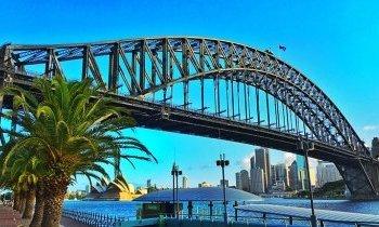 Le Sydney Harbour Bridge