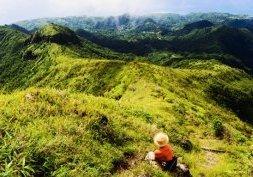Randonnée en Martinique
