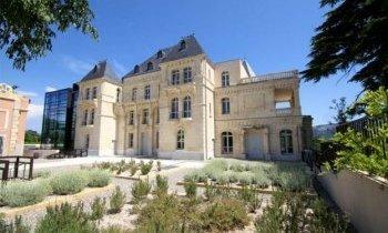 Marseille : Le Château de la Buzine