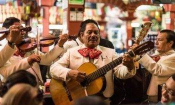 le Mariachi, la musique au Mexique