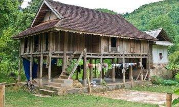 Les maisons traditionnelles au Vietnam