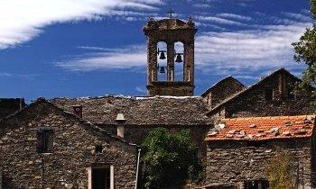 Corse, chapelles du Bozio