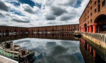 Liverpool : Albert Dock