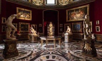 Florence, La galerie des Offices