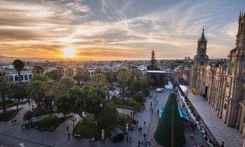 Perou, Arequipa - la ville blanche