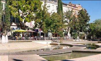 Marseille : Le cours Julien