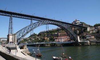Porto : Ponte de Dom Luis