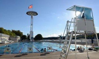 Se baigner à Lyon
