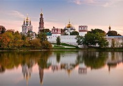 Moscou : Couvent de Novodievitchi