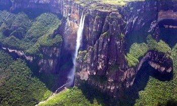 Venezuela, Salto Angel, plus haute chute d'eau du monde