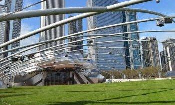 Chicago : Pavillon Jay Pritzker