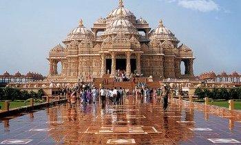 Séjour à Delhi en Inde