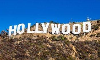 Los Angeles : Panneau Hollywood