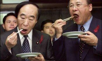 Japon, attention à vos baguettes