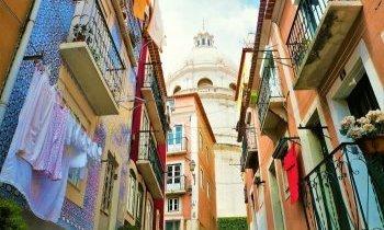 Lisbonne : L'Alfama