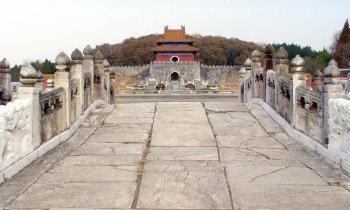 Pékin : tombeaux des Ming
