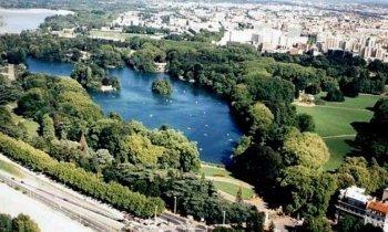Lyon : Le parc de la Tête d'Or