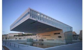 Marseille : La Villa de la Méditerranée