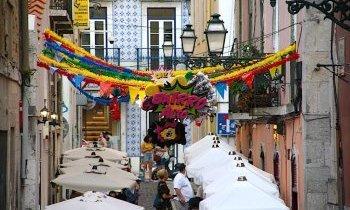 Lisbonne : Le bairro alto