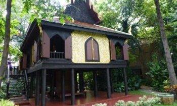 Bangkok : Palais Suan Pakkad