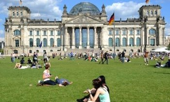 Berlin : Le Reichstag