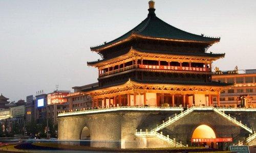 Pékin : Tour de la cloche de Pékin