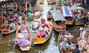 Thaïlande, séjour à Bangkok