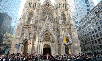 New York : Cathédrale Saint Patrick
