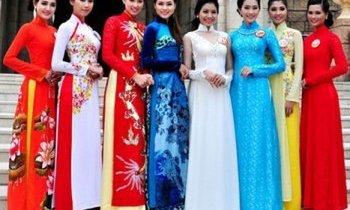 Les costumes traditionnels vietnamiens