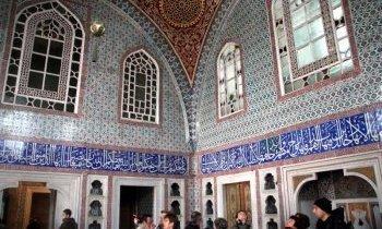 Istanbul : palais de Topkapi